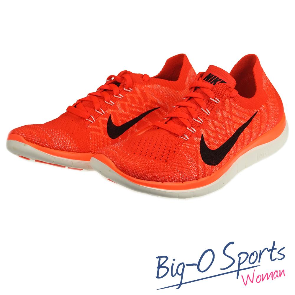 NIKE 耐吉 WMNS NIKE FREE 4.0 FLYKNIT  慢跑鞋 女 717076602  Big-O Sports