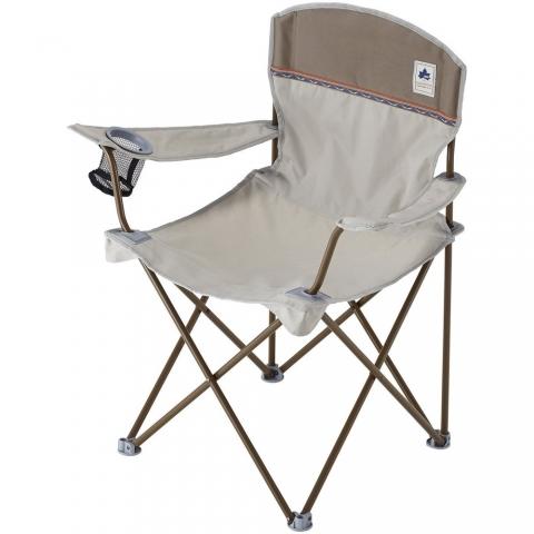 【鄉野情戶外專業】 LOGOS |日本|  經典休閒椅- 折疊椅/躺椅/釣魚椅 露營用品 帳篷用品 灰 _LG73170032