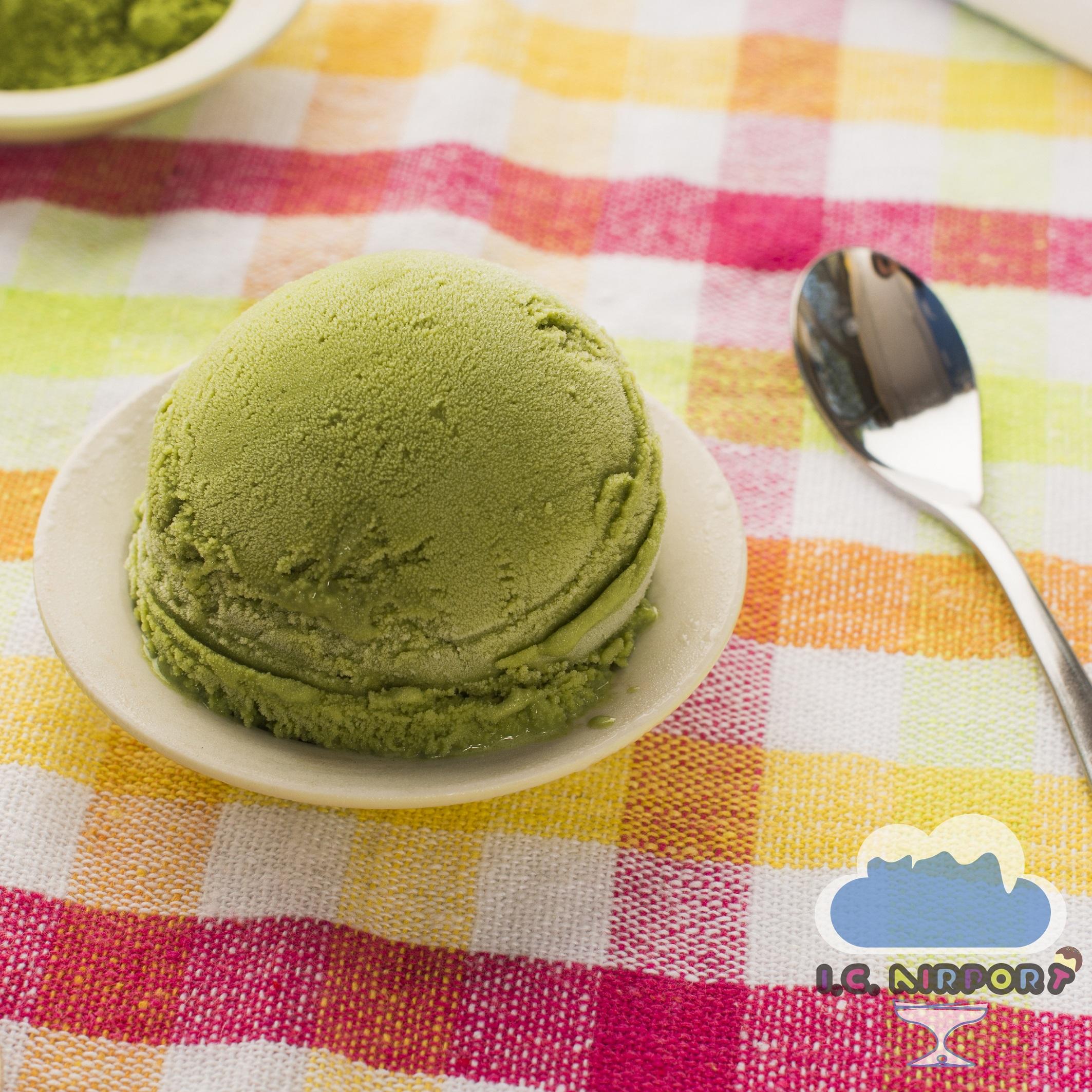 ICAirport手工冰淇淋\花山抹茶
