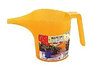 日本inomata~澆花器(橘色/藍色)~園藝用品.籃子