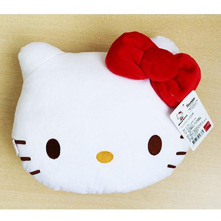 【敵富朗超巿】Kitty頭型午安枕