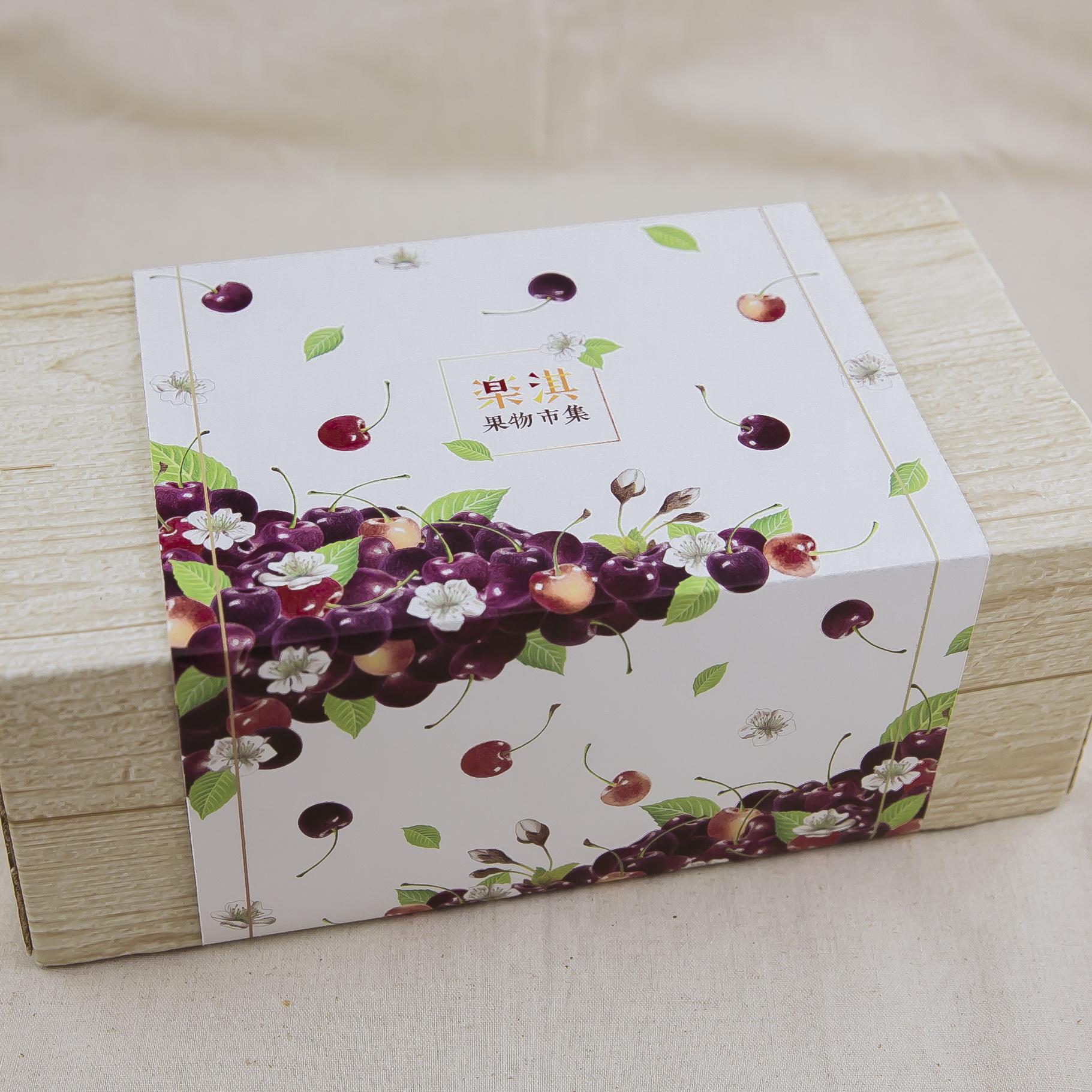 獨家紐西蘭契作果園 Dunstan Hills 空運櫻桃 / 2公斤禮盒組 / 免運