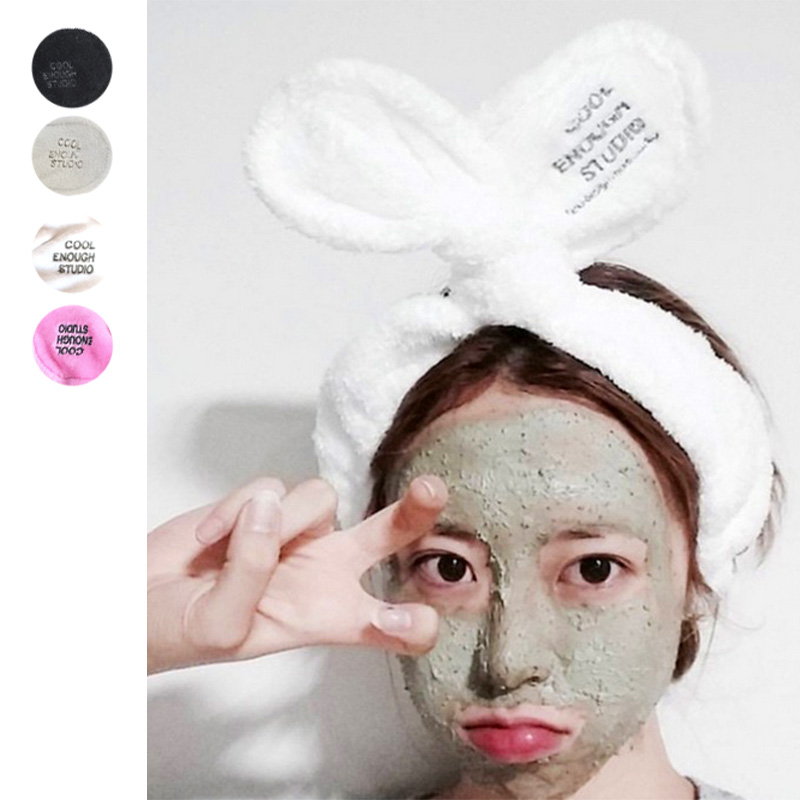 代購現貨 韓劇她很漂亮同款兔耳朵髮帶 IF0227