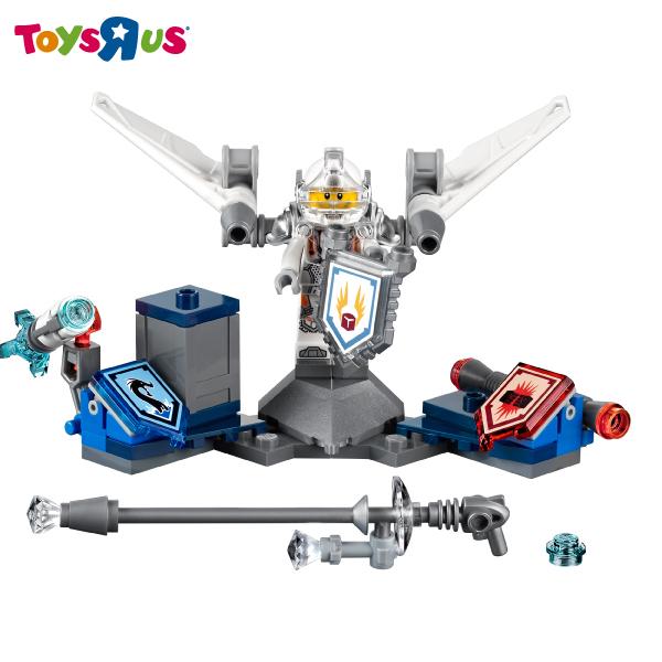 玩具反斗城 樂高 LEGO  終極未來騎士蘭斯-70337***