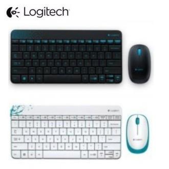 羅技 MK240 無線鍵鼠組【 白 】/ 防潑灑設計 / 可直接存放(批發可議)