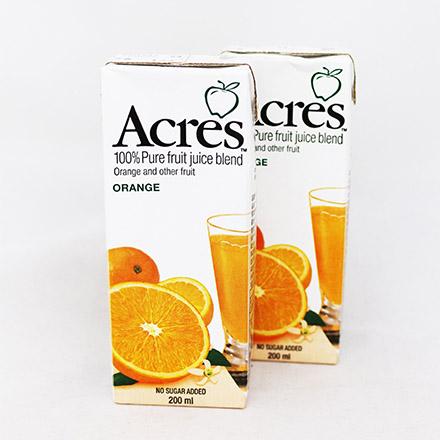 【敵富朗超巿】Acres柳橙綜合果汁-6瓶入