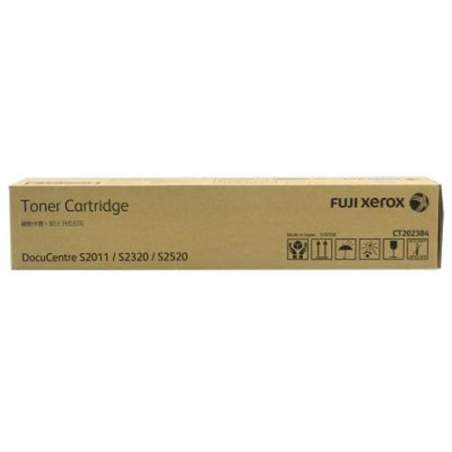 富士全錄 Fuji Xerox 原廠標準容量碳粉匣(9K) CT202384 適用 DC S2520/S2320