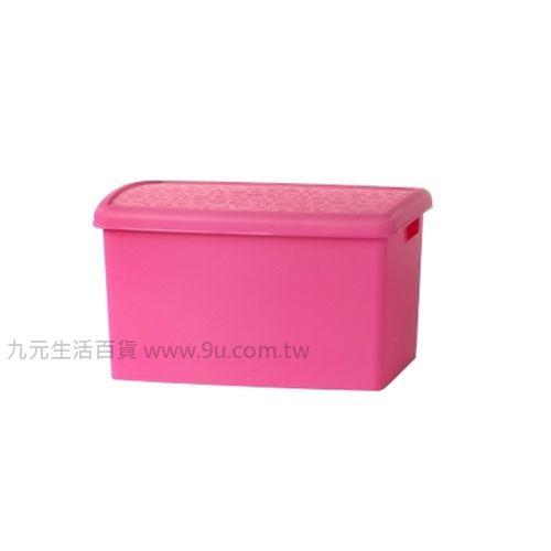 【九元生活百貨】聯府 KM-170 魔法17整理箱(附蓋) 置物 收納 KM170