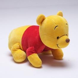 【禾宜精品】迪士尼 小熊維尼 多功能玩偶毯 玩偶 毛毯 枕頭 Zoobies Disney Pooh YZB113 結帳折100