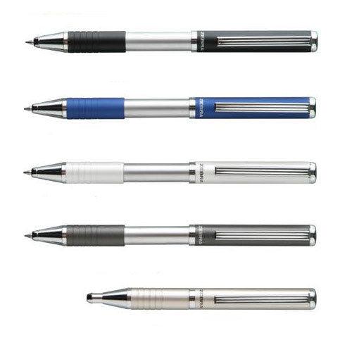 ZEBRA斑馬BP115標準色系伸縮桿原子筆 / 支