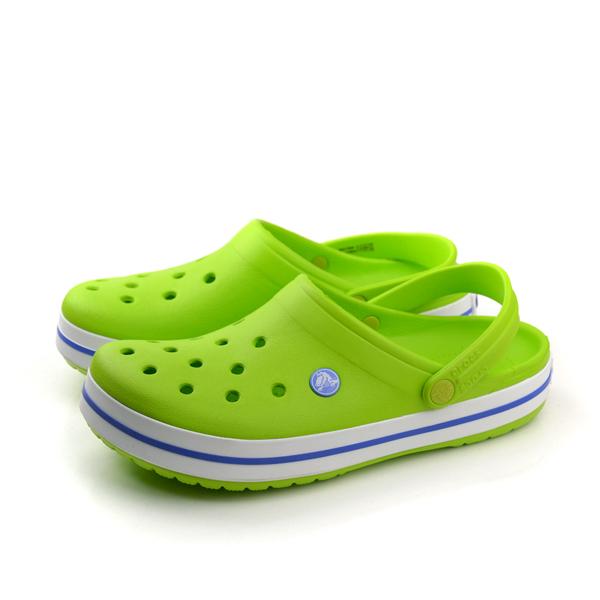 Crocs 休閒鞋 綠 男款 no359