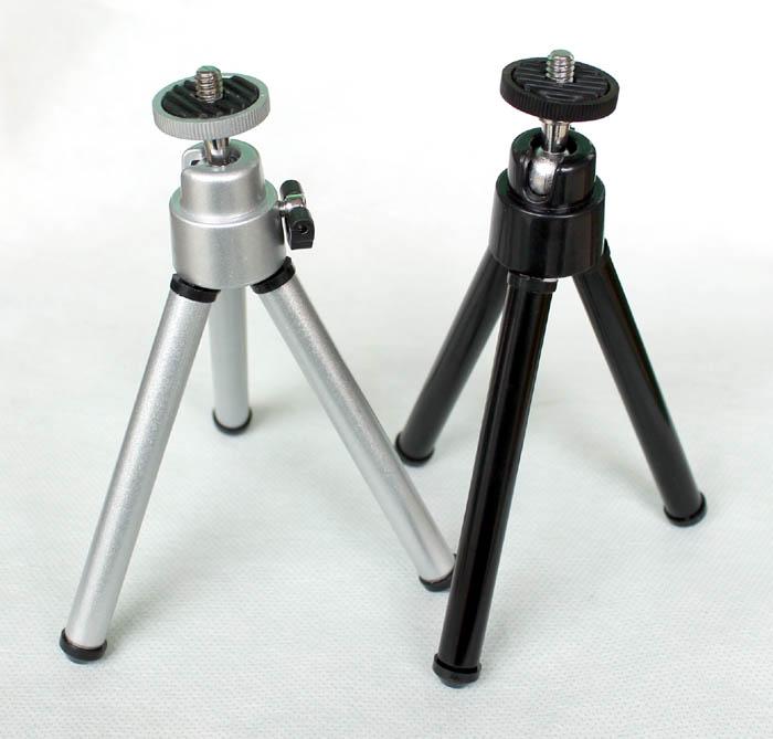 攝彩@桌上型 鋁合金 小腳架 數位相機 DC 適用 另可搭配手機夾 固定手機