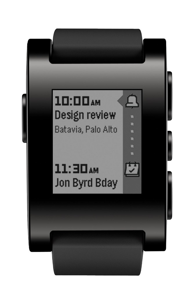 全新 Pebble Watch 智慧 手錶