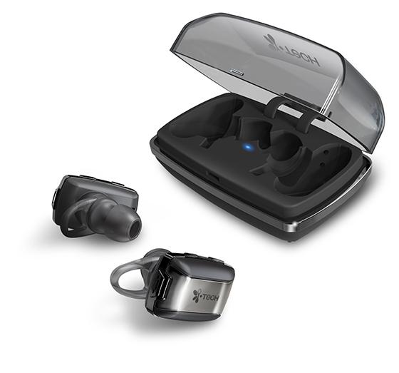 《育誠科技》實體店面『 i-Tech FreeStereo Twins 』itech藍芽牙耳機/藍牙4.1/防汗/真無線/便攜式充電收納盒