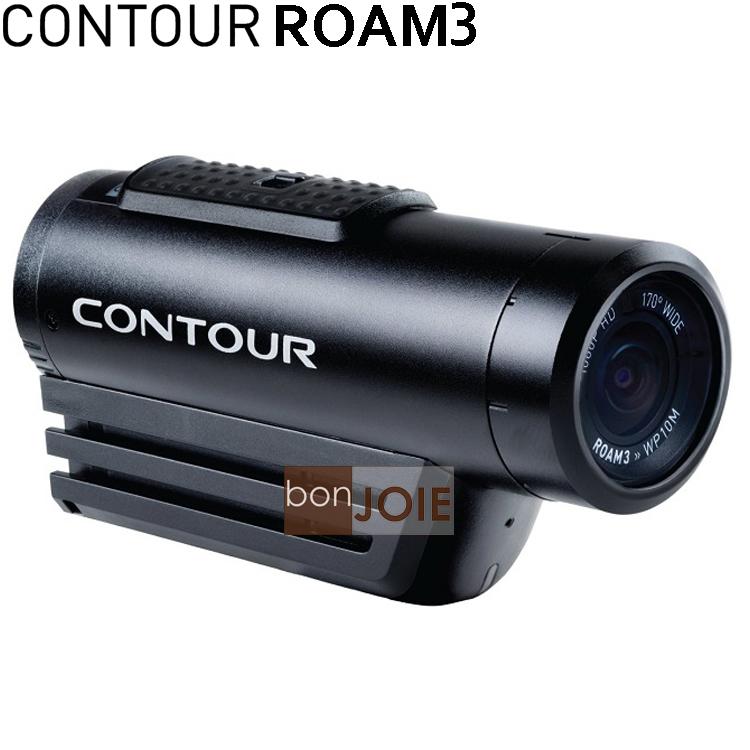 ::bonJOIE:: 美國進口 Contour ROAM3 Video Camera 防水極限運動攝錄影機 ROAM 3 Full HD 1080P 衝浪 滑板 單車 跳傘 越野 ContourROAM 3