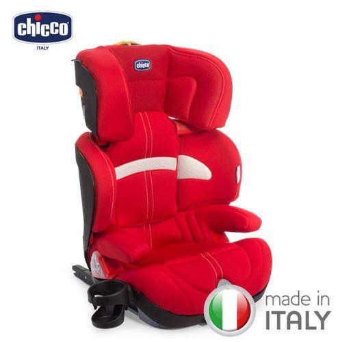 ★衛立兒生活館★Chicco Oasys 2-3 FixPlus安全汽座-賽車紅
