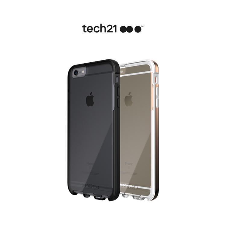 Tech21 英國超衝擊 Evo Elite iPhone 6/6S (4.7) 精英款 防撞軟質保護殼 防摔殼 手機殼