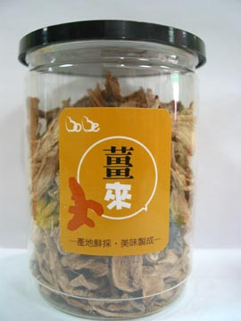 崧鼎~(薑來)乾燥薑片60公克/罐