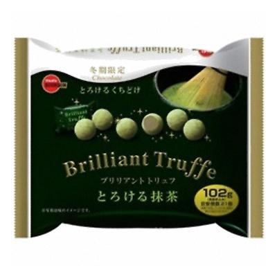 北日本松露巧克力-抹茶 102g
