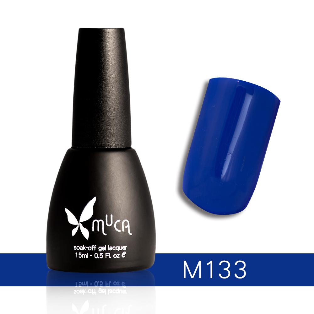 Muca沐卡 即期光撩凝膠指甲油 M133(15ml)