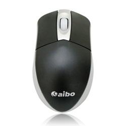 【迪特軍3C】促銷 aibo 極光鼠 光學滑鼠 800 dpi 完美弧型設計 (LY-ENMS02)