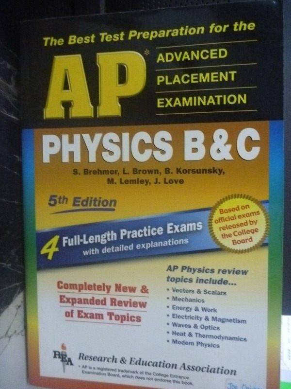 【書寶二手書T4/進修考試_ZHU】The Best Test Preparation For
