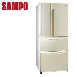 ★杰米家電☆ 聲寶 SAMPO 【SR-LW56DD】 560公升 變頻負離子四門冰箱