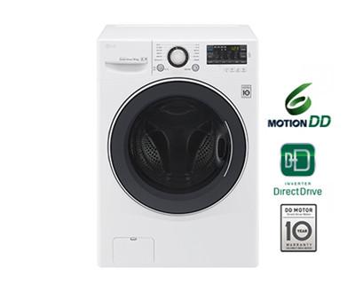 LG 樂金 14公斤 變頻滾筒洗衣機 F2514NTGW ◆105/6/30前送洗衣紙 x2