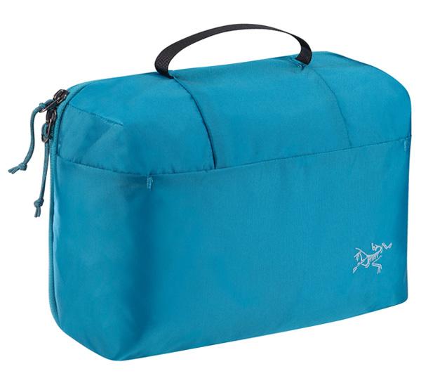 【鄉野情戶外專業】 ARC'TERYX 始祖鳥|加拿大|  Index 5旅遊打理包行李收納袋 / 衣物打理包-峇里島藍_14258