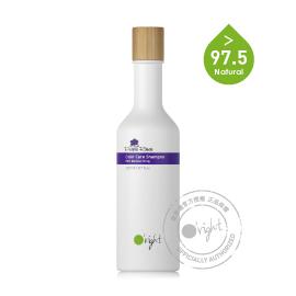 歐萊德 O'right 紫玫瑰護色洗髮精 250ml「100%再生塑膠瓶 四倍減碳更環保」