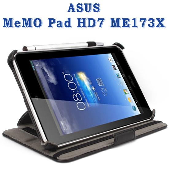 【手托、熱定型】華碩 ASUS MeMO Pad HD7 ME173X/ME173 專用平板 K00B 皮套/邊角包覆保護套/支架斜立/可手持~清倉拍賣