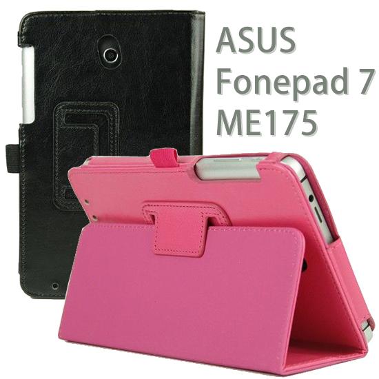 【瘋馬紋】華碩 ASUS Fonepad 7 Dual SIM ME175/ME175CG/K00Z 皮套/平板專用保護套/支架斜立展示/帶筆插