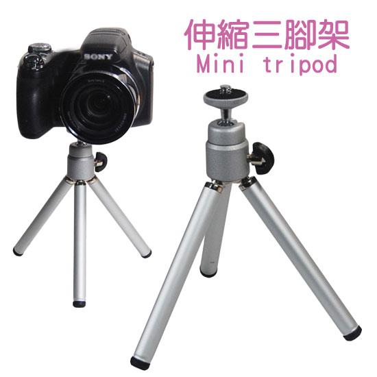 【伸縮三角架】手機 自拍 三腳架/數位相機 微單眼 GoPro HTC RE 手持自拍架/專用型/多用途便攜拍攝支架