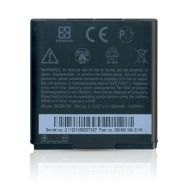 【免運、1520mAh】HTC Sensation XE/Sensation Z710e/Z715e 感動機 G14 G18 BG58100 BA S560 原廠電池/原電/原裝電池