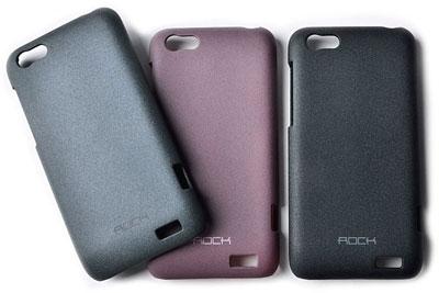 【出清優惠】洛克 ROCK for HTC One V Primo T320E 流沙系列/保護殼/硬殼/手機殼/背蓋/流砂保護殼/抗刮、防指紋