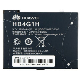 【HB4G1H / 3250mAh】華為 Huawei iDEOS S7 Slim 原廠電池/原電/原裝電池