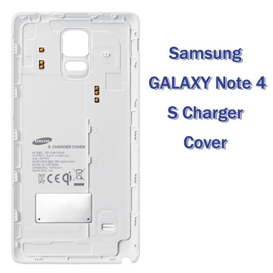 【無線充電背蓋】三星 Samsung GALAXY Note 4 N910/SM-N910U 原廠保護電池蓋/後背蓋/外殼/支援無線充電