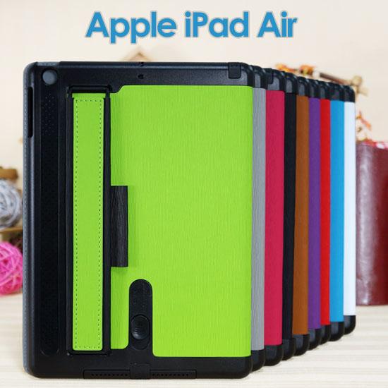 【手托、音孔】Apple iPad Air iPad 5 牙簽紋平板皮套/書本翻頁式保護套/保護殼/立架展示斜立/帶筆插/可手持/A1474/A1475/A1476