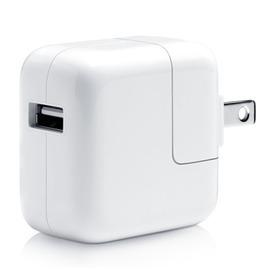 【10W 2.1A 】For Apple New iPad iPad2 iPhone 4S 3GS USB Apple iPad 10W USB充電器/電源供應器/轉接器-副廠