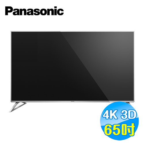 國際 Panasonic 65吋日本製4K3D聯網LED液晶電視 TH-65DX700W