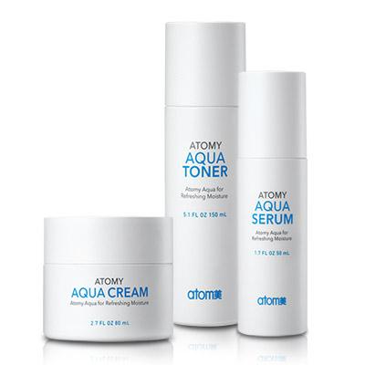 艾多美 Atomy-護膚保濕三件組