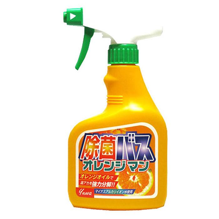 【友和】柑橘先生浴廁除菌清潔劑 400ml