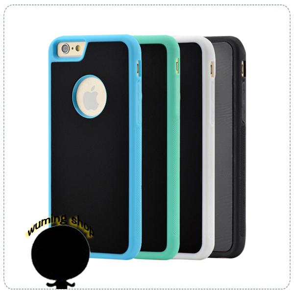 『無名』 反重力 iPhone7 i7 Plus 自拍 手機殼 保護殼 手機套 保護套 吸附殼 奈米 吸附 K10134