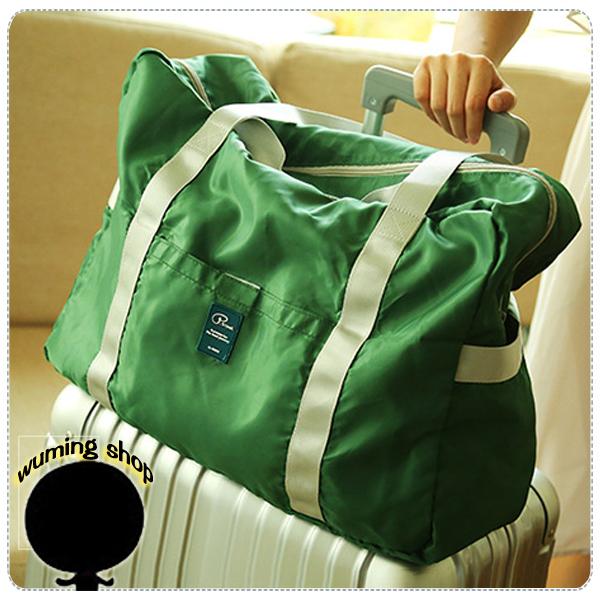 『無名』 加大 加厚 旅行袋 收納袋 收納包 行李袋 購物包 折疊 摺疊 耐重 行李箱 拉桿箱 旅行箱 K12107