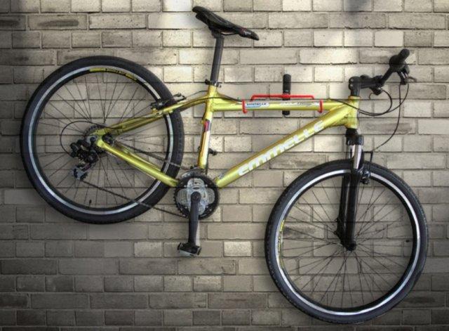 《意生》掛鉤加大《T型款》壁掛式單車展示架 單車壁掛架 可調角度不掛車時可收折牆壁掛鉤掛鉤掛架停車架IceToolz