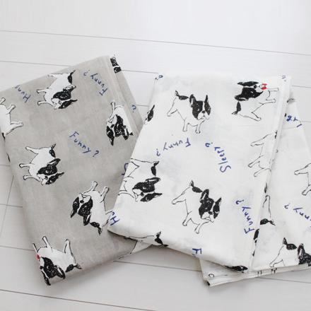 裕子的店。多用途法鬥Hungry床罩/沙發套/桌巾(共2色灰/白)【jp1220-70】