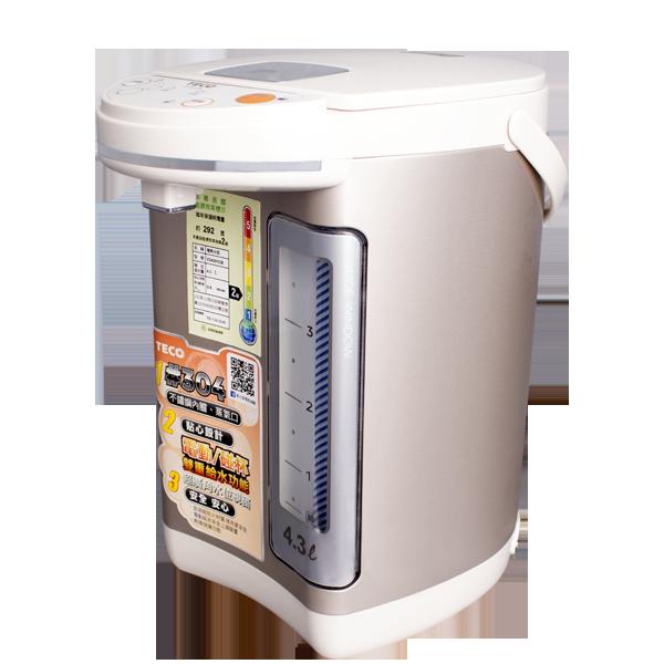 TECO 東元 4.3L電熱水瓶 YD4301CB