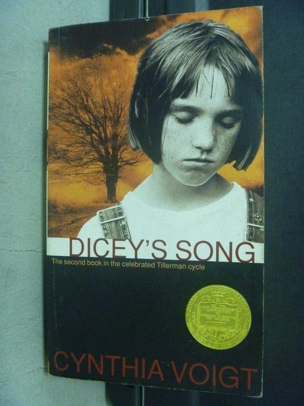 【書寶二手書T2/原文小說_MDF】Diceys Song_Cynthia Vogt