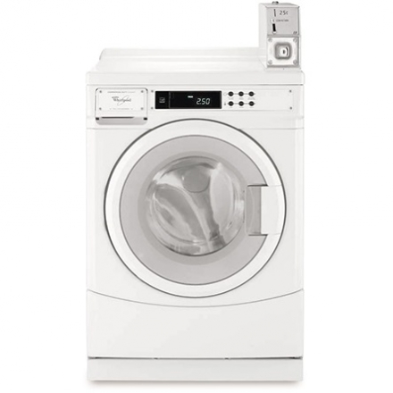Whirlpool惠而浦 12KG 商用投幣式滾筒洗衣機 CHW8990CW