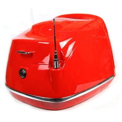 機車置物箱 後尾箱-ABS材質加厚加大靠背摩托車用品7色73q10【獨家進口】【米蘭精品】